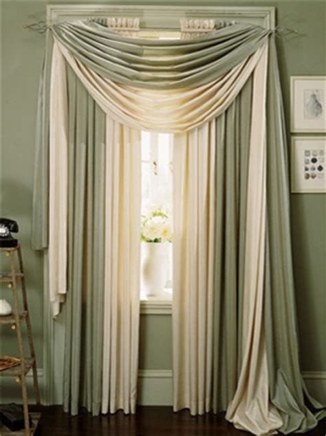 Hanging Sheer Curtains With Drapes - best 25 window scarf ideas on bedroom