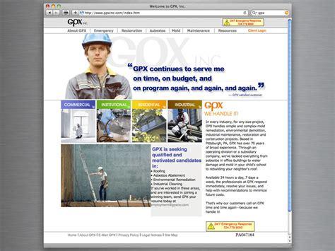 jeanine leech portfolio web design