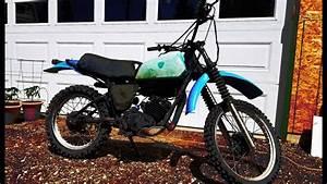 1980 U0026 39 S Yamaha 175 Dirt Bike - Part 1 Vintage