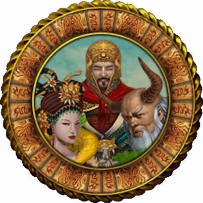 Chinese Gods Mythology Age Dragon Aom Heaven