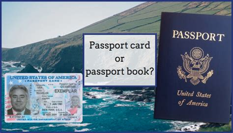 Maybe you would like to learn more about one of these? Do i need a passport book and card > donkeytime.org