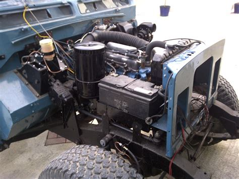 3 Series Engines by All Sizes Land Rover Series 3 Engine Flickr Photo
