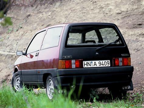 Photos of Lancia Y10 4WD 1986–89 (1280x960)