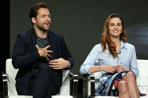 """Sophie Skelton – Starz """"Outlander"""" TV Show Panel at TCA ..."""
