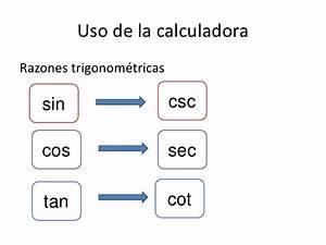 Sin Cos Tan Winkel Berechnen : uso de la calculadora ~ Themetempest.com Abrechnung