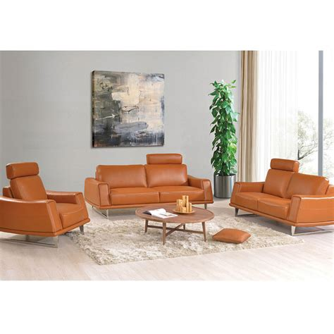 531 modern leather sofa set by noci design city schemes