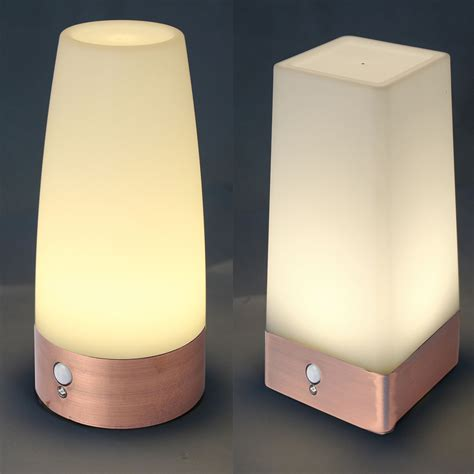 battery operated table ls lighting wow wireless pir motion sensor battery operated led