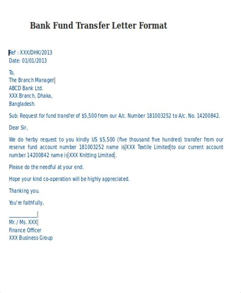 Complaint Letter To The Bank Template by Letter To Bank Format Letter Of Recommendation