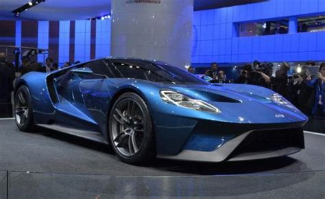2018 ford gt price specs release date