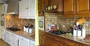 Comment Renover Une Cuisine : comment renover la cuisine comment moderniser une cuisine en bois delphine ertzscheid ~ Nature-et-papiers.com Idées de Décoration