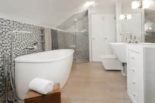 Long Narrow Mirror by 34 Attic Bathroom Ideas And Designs