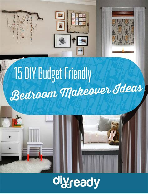 Budget Bedroom Makeover Ideas Diy Projects Craft Ideas