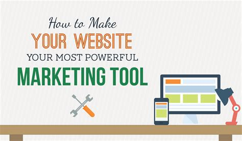 Website Marketing by How To Make Your Website Your Most Powerful Marketing Tool