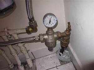 Pression De L Eau : mon r ducteur de pression d eau est il r glable ~ Dailycaller-alerts.com Idées de Décoration