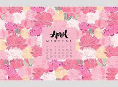 April 2018 Calendar Wallpaper Calendar 2018
