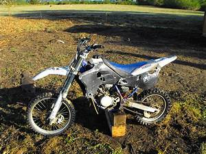 150 Yamaha Dirt Bike