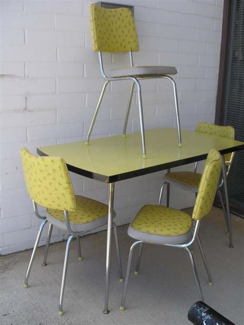 kitchen table and chairs at ok furniture retro and vintage dining kitchen furniture sold