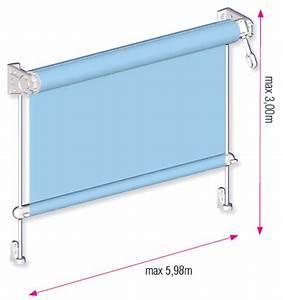 Store Vertical Exterieur Grande Dimension : store vertical guid tiges ~ Melissatoandfro.com Idées de Décoration