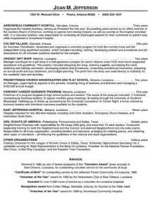 how to write volunteer work on resume 28 images hospital volunteer resume exle resume exles