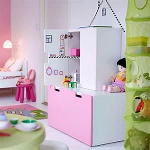 Meuble Rangement Jouet Ikea : id e rangement chambre enfant avec meubles ikea ~ Preciouscoupons.com Idées de Décoration