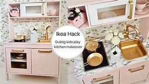 How to hack an Ikea kids kitchen | Ikea DUKTIG Hack - YouTube