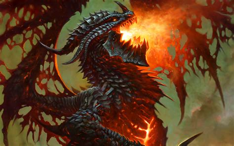 Deathwing Animated Wallpaper - deathwing wallpaper free wallpaper wiki