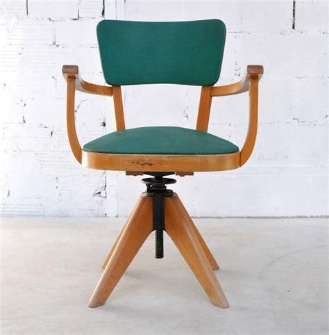 fauteuil de bureau vintage table rabattable cuisine fauteuil bureau vintage
