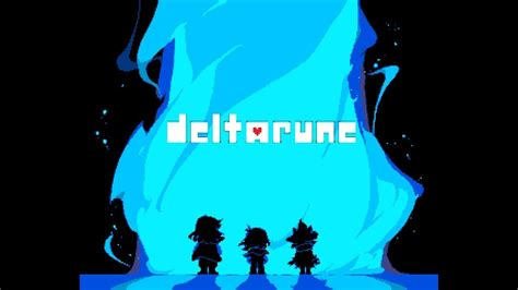 Deltarune Title Screen [1 Hour Extension]
