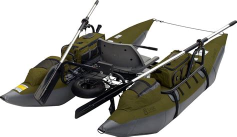 Classic Accessories Colorado Xt Inflatable Pontoon Boat by Classic Accessories Colorado Xt Inflatable Pontoon Boat