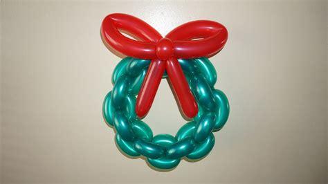 balloon animals twisting instructions balloon christmas
