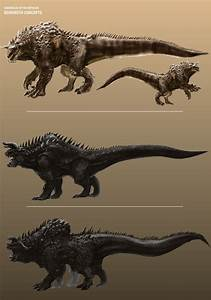 CotN: Behemoth Concept Sketches by LDN-RDNT on DeviantArt