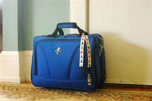 Travel Tips Packing Luggage