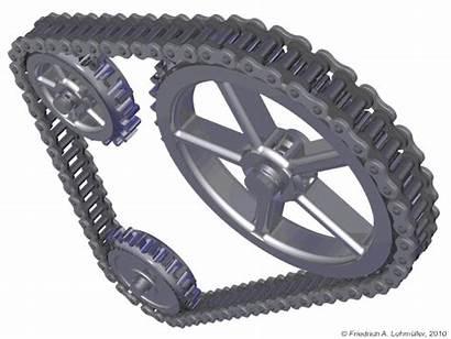 Chain Bike Pov Animated 3d Trio Animation