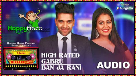 High Rated Gabru/ban Ja Ran Lyrics
