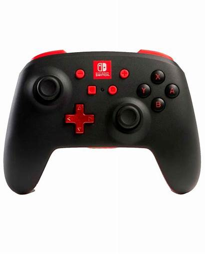 Control Switch Negro Nintendo Power Inalambrico Gameplanet