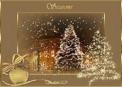 Greetings Season Happy Holidays Animated Seasons Gifs