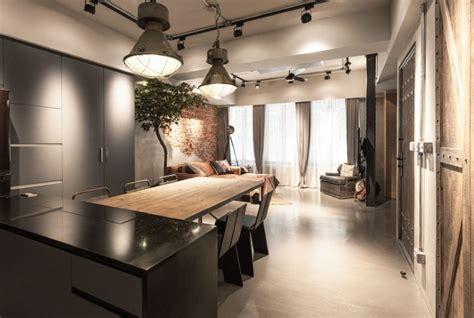 industrial apartment  taipei design