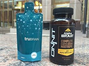 Trubrain Vs Alpha Brain  How Two Powerful Stacks Compare