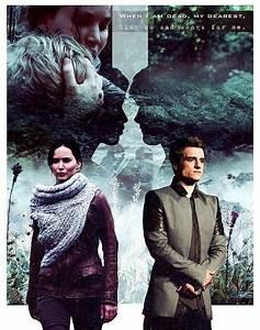 Hunger Games / Catching Fire / Katniss / Peeta | Catching ...