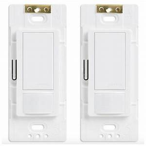 Lutron Occupancy Motion Sensor Detector Detection
