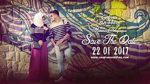 KERALA LATEST WEDDING 2017 Save The Date MUBARACK