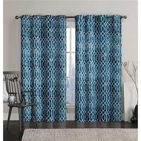 new set 2 curtains panels drapes 84 grommet blackout light