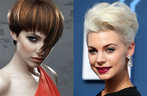 top  beautiful short haircuts  women  images