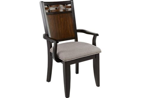 bedford heights cherry arm chair arm chairs