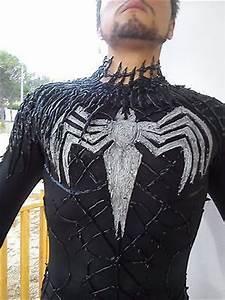 Venom, Marvel venom and Black spiderman on Pinterest