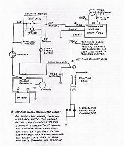 Pertronix Wiring Diagram With Factory Tach