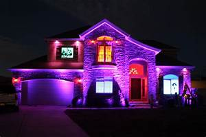 Singing House Lights The Color Mixing Christmas Light Project Discretely