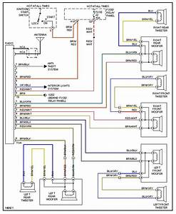 2008 Mini Cooper Radio Wiring Diagram