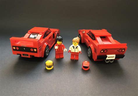 lego ideas product ideas ferrari  lego speed champions