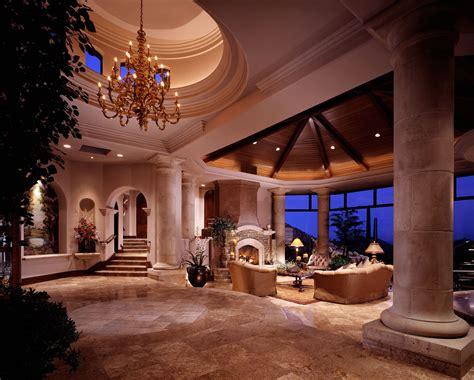 custom home foyer  dome luxury home decor luxury homes